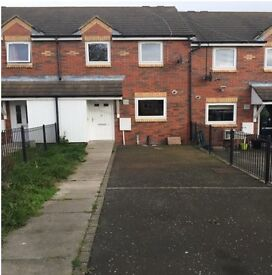 3 Bedroom Mid Terrace House at Ladysmith Court, Stanley , County Durham