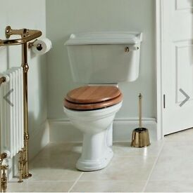 Brand new Traditional Toilet in perfect condition!