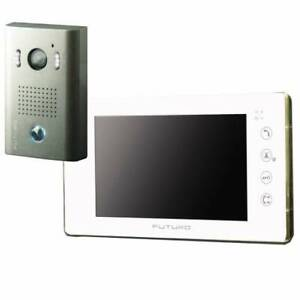 Intercom System - One Camera and One Monitor Kit