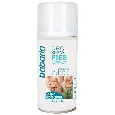 Spray Desodorante para Pies 150 ml - Babaria