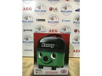 Numatic Harry HHR200A2 Bagged Cylinder Vacuum Cleaner with Pet Hair Removal