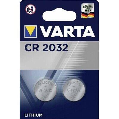 Pile bouton CR 2032 lithium Varta 220 mAh 3 V 2 pc(s)