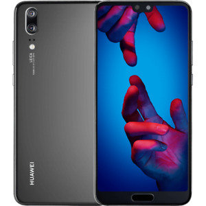 **Brand New** Unlocked Huawei P20 128GB Black with a Case