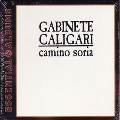 Gabinete Caligari - Camino Soria - Essential Albums [CD]