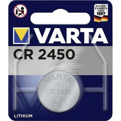 Pile bouton CR 2450 lithium Varta 570 mAh 3 V 1 pc(s)