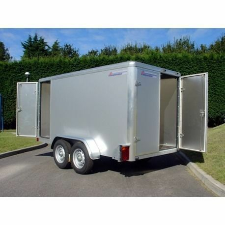 INDESPENSION 10x5x5 BOX TRAILER
