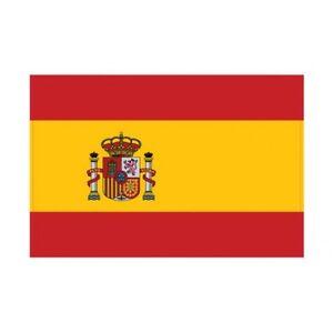 Autocollant Drapeau Spain Espagne sticker flag 12 cm - France - État : Neuf: Objet neuf et intact, n'ayant jamais servi, non ouvert, vendu dans son emballage d'origine (lorsqu'il y en a un). L'emballage doit tre le mme que celui de l'objet vendu en magasin, sauf si l'objet a été emballé par le fabricant d - France