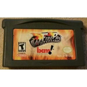 Fire Pro Wrestling (Gameboy Advance)