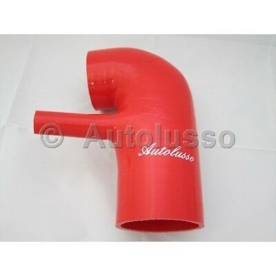 Alfa Romeo Silicone Induction Pipe GTA 3.2 V6  [Colour: Red]