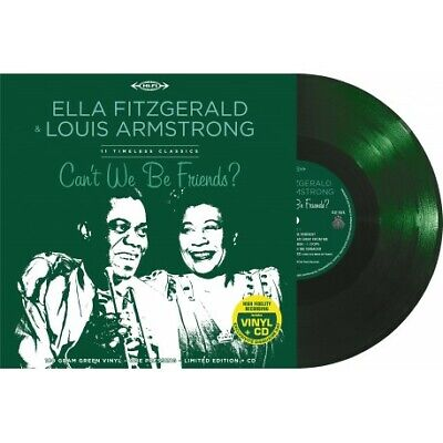 Ella Fitzgerald & Louis Armstrong - Can't We Be Friends? - RSD...