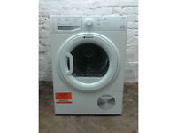 Hotpoint TCFS73 7kg White Sensor Drying Condenser Tumble Dryer 1 YEAR GUARANTEE