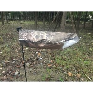 SkyFly Windsock Goose Decoys & Collapsable Backbone System