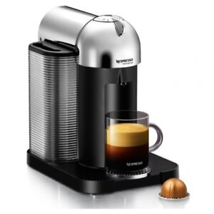 Nespresso Vertuoline Chrome BNIB Sealed $200 Firm