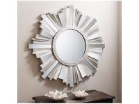 New Ondatta Large round 4ft feature mirror