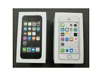 Apple iPhone 5S 16/32unlocked like new accessories &Warranty