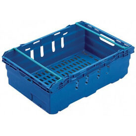 Used 45L Euro Stack and Nest Basket, ideal for storage and distribution
