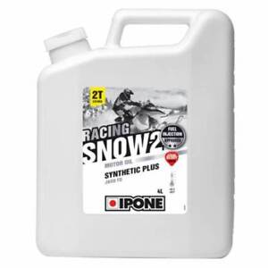 IPONE STRAWBERRY SNOW 2 RACING 2-STROKE OIL @ HFX MOTORPSORTS