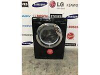 Hoover Washing Machine DXC58BC3 8 KG Load - Black - 3132