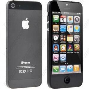 iPhone 5 noir Saguenay Saguenay-Lac-Saint-Jean image 1