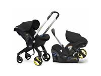 Doona Car Seat Stroller (Wanted)