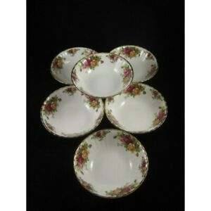 Royal Albert Old Country Roses - Cereal Bowls