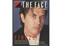 "A collection of ""The Face"" magazines second hand but in good condition"