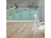 Driftwood Laminate Flooring 29 packs Available (43.06sqm2)