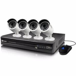 SWANN CCTV 8 CH 3.0MP NVR SECURITY CAMERA SYSTEM Cranbourne North Casey Area Preview