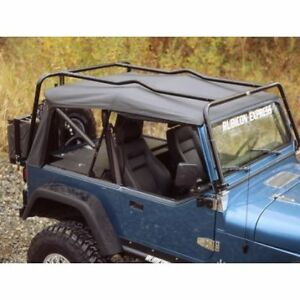 KargoMaster Roof Carrier for Jeep TJ