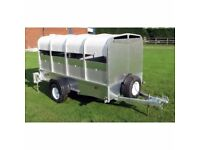 Indespension LT07584 Livestock Trailer 8ft x 4ft
