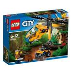 60158 LEGO City Jungle Vrachthelikopter