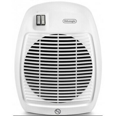 Calefactor Delonghi HVA 0220 2000W Blanco Asa, Calefactores