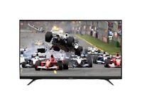 brand new 65 inch hisense smart tv