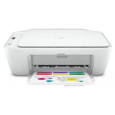 Impresora Multifunción Hp DeskJet 2720 Bluetooth Blanco