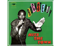 BARRY/ CARDIFF SKA, REGGAE, ROCKSTEADY COVER 6-PIECE BAND NEED TRUMPET and TROMBONE - GIGS WAITING