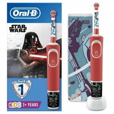 Cepillo Eléctrico OralB D100 Disney Star Wars + Estuche