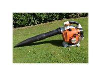 Stihl leaf blower petrol