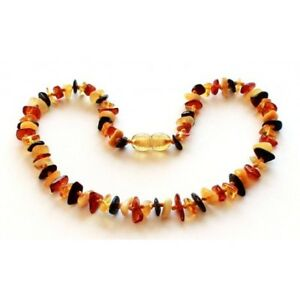 Authentic Baltic Amber Teething Necklace and Bracelet/Anklet