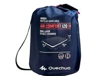 Quechua Inflatable Air Comfort Mattress 120W (Collection Only)