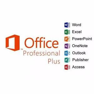 Microsoft Office 2016 Professional Adelaide CBD Adelaide City Preview