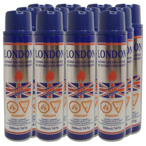 Master Case London Butane Gas