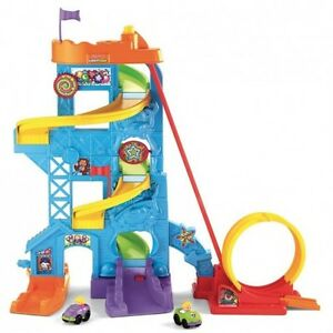 Piste little people fisher price  10$