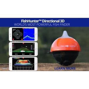 Fishhunter 3D fish finder for sell