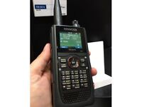 Kenwood d74 handheld digital dstar radio