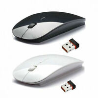 Ultra Thin SLIM 2.4GHz USB Wireless Optical Mouse
