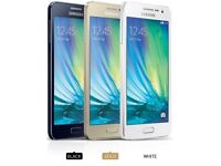 Samsung A5 2015 16gb black White or gold