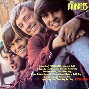 """THREE Collectible """"Monkees"""" Albums (including their FIRST album)"""