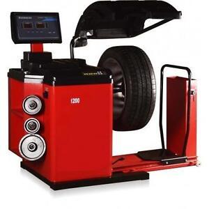 Balanceur de roues éléctronique pour autos/tracteurs/camions WB1200