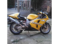 SUZUKI***TL1000R***EXCELLENT CONDITION***LONG MOT***SALE OR SWAP***