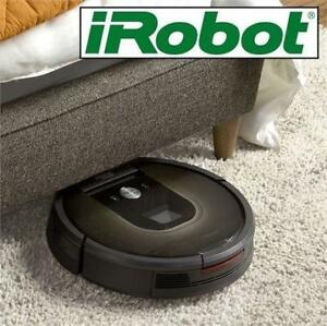 RFB IROBOT ROOMBA 980 VACUUM ROBOT R980020 138049656 CLEANING - Home : ROBOTIC REFURBISHED
